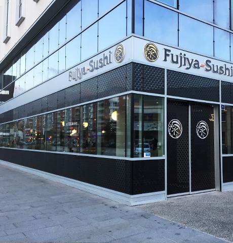 Restaurants japonais le havre fujiya sushi fujiya sushi Cours de cuisine le havre